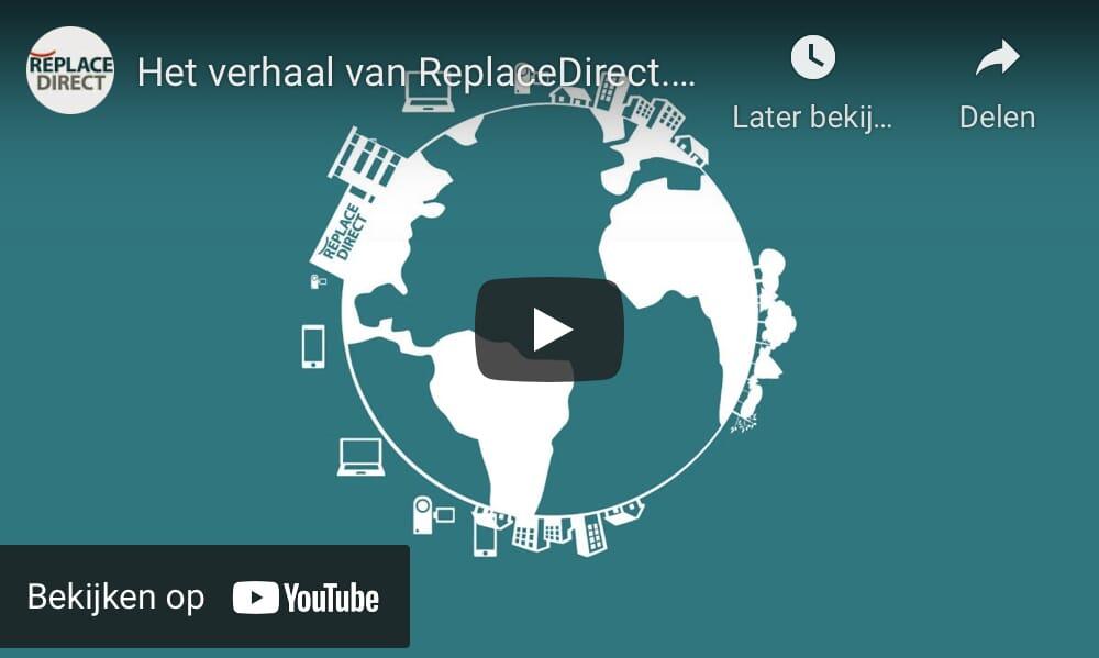 het verhaal van ReplaceDirect